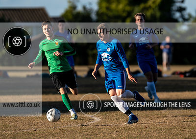 Southborough FC v FC Revo