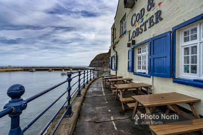 STAITHES 20A - The Cod and Lobster