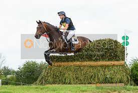 Katie Bleloch and BULANO - Upton House Horse Trials 2019.