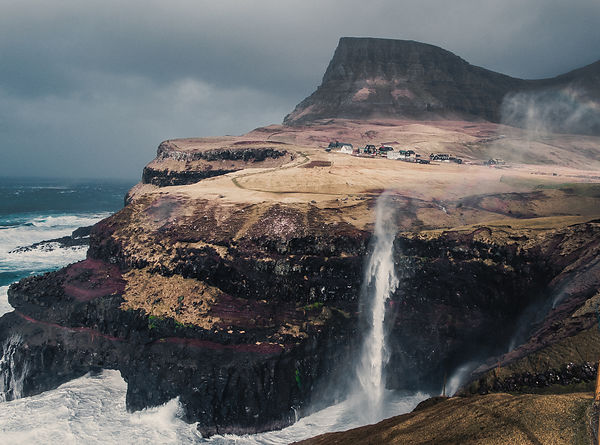 Gasaldalur, Faroe Islands