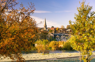 October morning in Bakewell