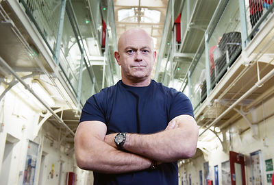 Ross Kemp in HM Prison Barlinnie,