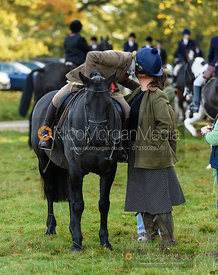 At the meet - Fitzwilliam Hunt Opening Meet