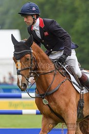 Harry Meade and RED KITE, Festival Of British Eventing 2019