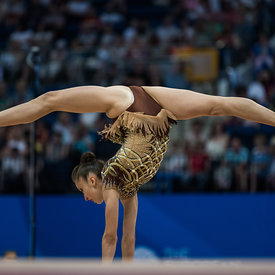 RHYTHMIC GYMNASTICS - WOMEN'S INDIVIDUAL MULTIPLE