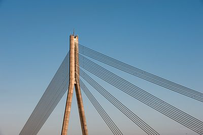 Vansu Bridge, Riga, Latvia
