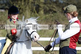 BSPS Area 15 Winter qualying show. Stapleford Abbotts. United Kingdom MANDATORY Credit Ellen Szalai/Sport in Pictures - NO UN...