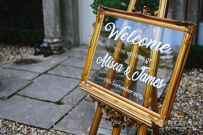 Alisea & James's Wedding at 10 Castle Street, Cranborne, Dorset