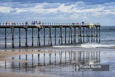 SALTBURN BY THE SEA 10A - Saltburn Pier