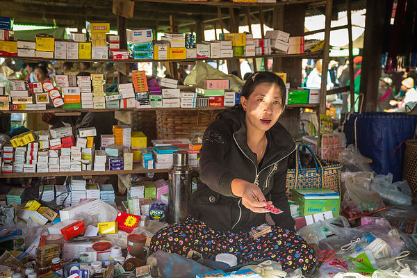 Pharmacy On Inle Lake