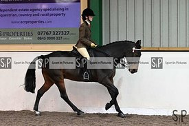 Winter woolies unaffiliated showing. Stapleford Abbotts. United Kingdom ~ MANDATORY Credit Garry Bowden/SIP photo agency - NO...