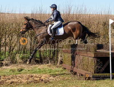 Rosalind Canter and LORDSHIPS GRAFFALO. Oasby (1) Horse Trials 2020