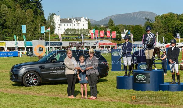 , Blair Castle International Horse Trials 2019