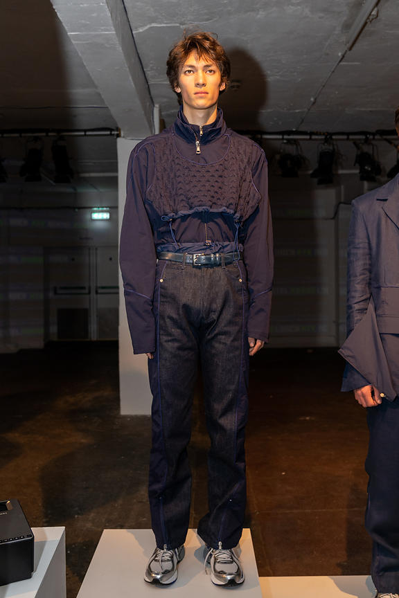 London Fashion Week Menswear Autumn Winter 2020 - Robyn Lynch