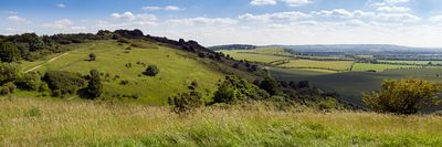 The Ridgeway in the Chilterns