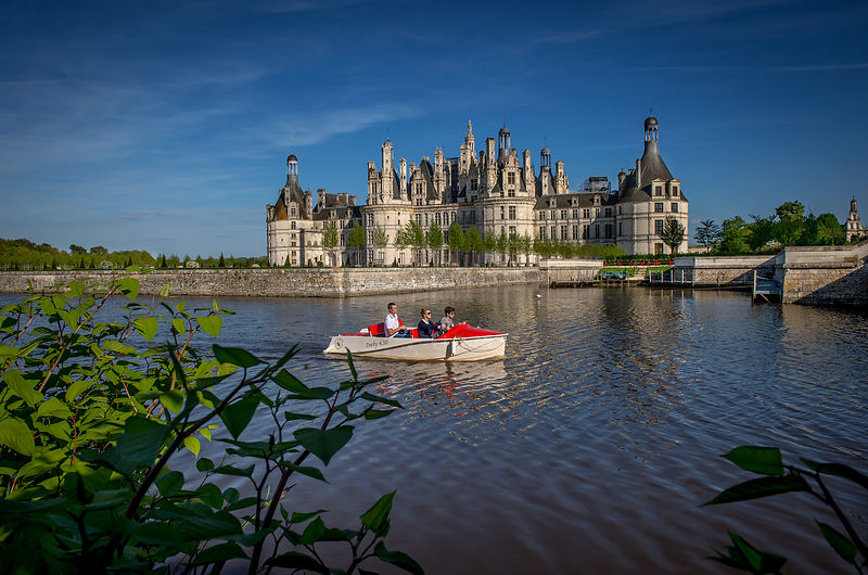 Chateau-Chambord-Barque_Laurent-Alvarez-CD41