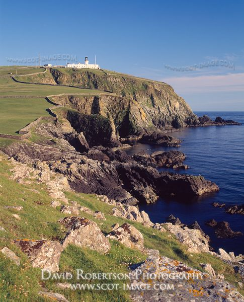 Image - Sumburgh Head Lighthouse, Shetland