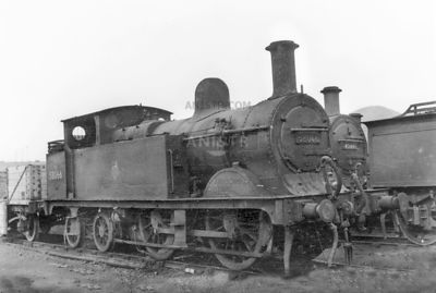 JOHNSON MR 1P CLASS 0-4-4TS