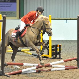 31/03/2019 - Unaffiliated showjumping - Brook Farm training centre