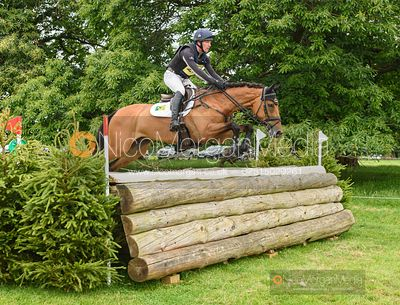 Oliver Townend and COOLEY MASTER CLASS - Upton House Horse Trials 2019.