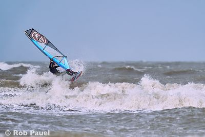 Windsurfing Hoek van Holland