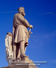 Image - Statue of King Robert the Bruce, Stirling