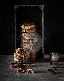 Moody cookie stack