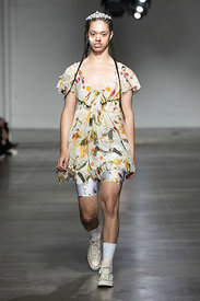 London Fashion Week Autumn Winter 2020 - Fashion East Gareth Wrighton