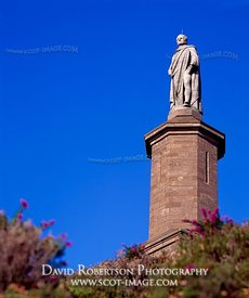 Image - Statue of the First Duke of Sutherland, Golspie, Sutherland, Scotland