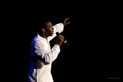 Youssou N'Dour concert in London