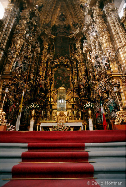 Cathedral Mexico City 1
