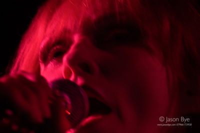 DEBBIE HARRY, BLONDIE, UEA, NORWICH, 13/11/05
