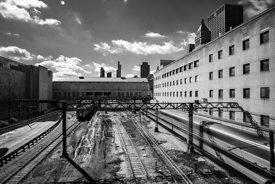 'American Railroad' project 2020: Photographer Neil Emmerson