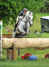 Jamie Atkinson and DIRECT DILEMMA - Equitrek Bramham International Horse Trials 2012