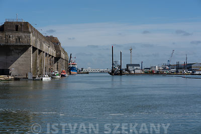 harbour of saint-nazaire
