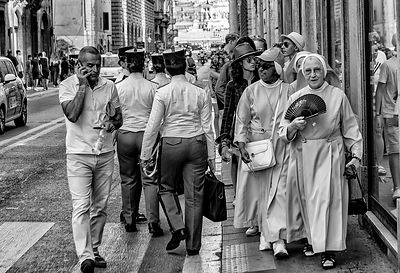 Reportage and Street Photographer, Rome, Italy