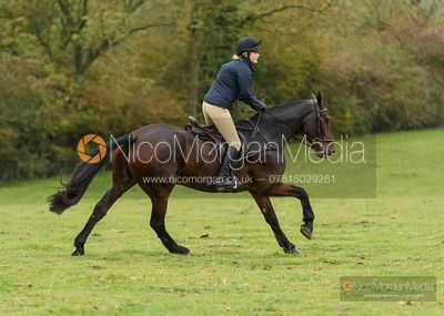 Cottesmore Fun Ride, Sunday 18 October 2020 © 2020 Nico Morgan. All Rights Reserved