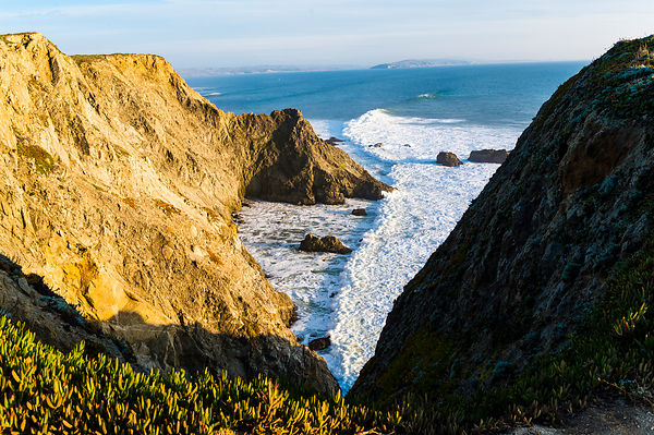 Bodega Bay, Californie, USA.