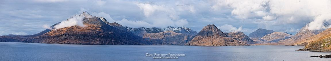 Image - The Black Cuillin from Elgol, Isle of Skye, Scotland