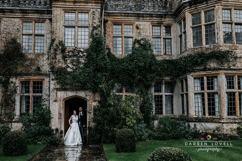Danielle & Alex Wedding at Mapperton House