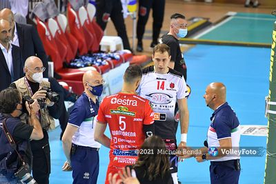 Cucine Lube Civitanova vs Sir Safety Conad Perugia, Gara 4, Finale Play Off Scudetto, Superlega Credem Banca, Campionato Ital...