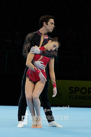 AG 12-18 Mixed Pair Spain - Dynamic