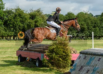 Tom Rowland and VERY GOOD TEMPO - Aston Le Walls Horse Trials 2019.