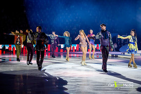 Art on Ice Skaters