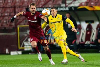 FOTBAL: CFR Cluj - BSC Young Boys Berna - Europa League