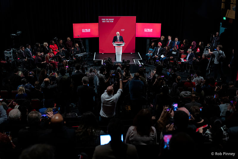 Labour Party Launch Race and Faith Manifesto