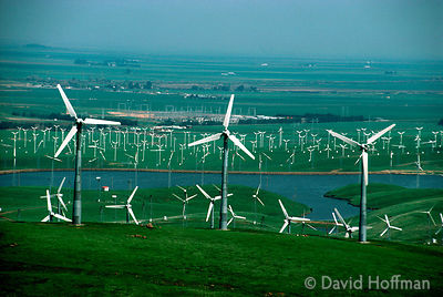 Wind Farm Altamont USA