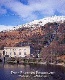 Image - Inveruglas Hydro-Electric Power Station