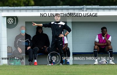 Crowborough Athletic v Molesey