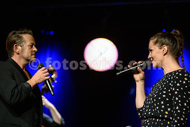 Michael von der Heide feat. Heidi Happy at Festival da Jazz 2020 St.Moritz
